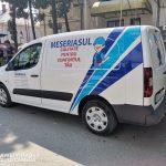 Colantări inscripţionări microbuze Suceava